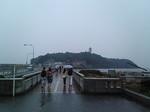 江ノ島への参道