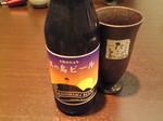江ノ島ビール。メロゥなラベルだすなぁ。